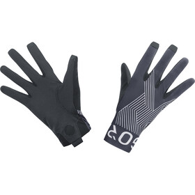 GORE WEAR C7 Pro Guantes, graphite grey/white